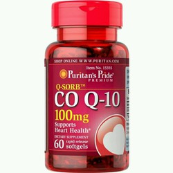 viên uống bổ tim mạch CO Q10