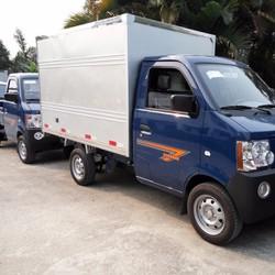 Bán xe tải dongben 870kg thùng bạt, thùng kín, thùng lửng tại HCM