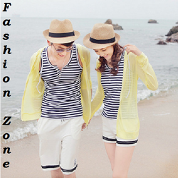 nón vành Hàn Quốc kiểu Anh nón vành che nắng đi dạo biển 2016