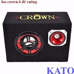 LOA CROWN 6 VUÔNG