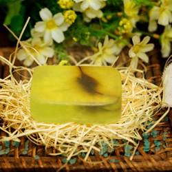 Xà phòng Handmade Leviter - Xà phòng Green tea  Trà xanh 90gram