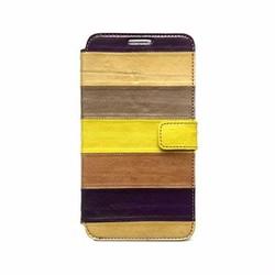 Bao da Zenus Natural Eel Diary cho Galaxy Note 3