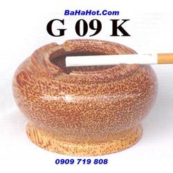 Gạt tàn thuốc gỗ dừa GTD
