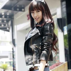 Áo khoác da thời trang AD-008