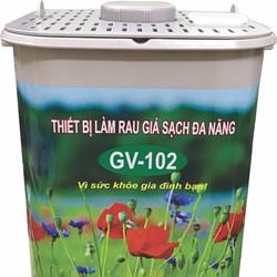 Máy làm giá sạch đa năng GV 102 - Phiên bản tự động