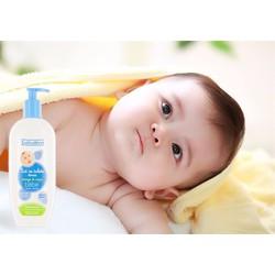 Sữa tắm gội cho bé Evoluderm