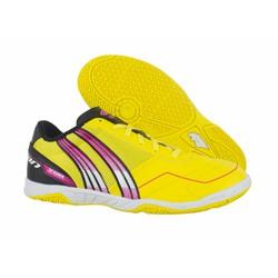 Giày đá bóng Pan Thái Lan Zigma IC - Vàng