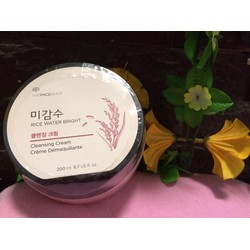 Kem massage RICE BRAN MASSAGE CREAM