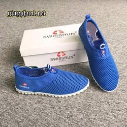 Giày Slip on Nữ đi bộ dạo phố