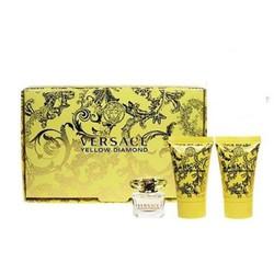 Bộ 3 nước hoa Versace Yellow Diamond