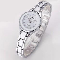 Đồng hồ nữ JW dây giả gốm sứ DSA092