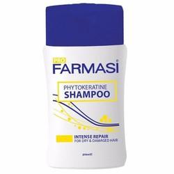 Dẩu gội đặc trị tóc khô xơ, chẻ ngọc Farmasi Keratin Balance Shampoo