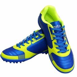Giày đá bóng Mitre 4B008 TF Sân cỏ nhân tạo - Xanh dương