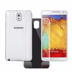 Ốp lưng Silicon Galaxy Note 3 hiệu Hoco chính hãng
