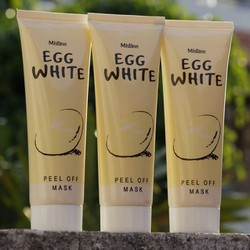 Mặt Nạ Lột Mụn Cám Mistine Egg White Thái Lan