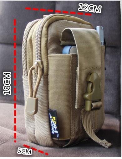 Túi đeo hông, thắt lưng đựng điện thoại thời trang và tiện dụng 9