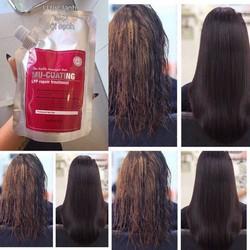 Ủ tóc đặc trị hư tổn - phục hồi tóc của Secret Key