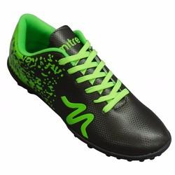 Giày đá bóng Mitre 5B014 TF Sân cỏ nhân tạo - Đen dạ quang