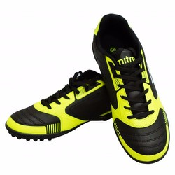 Giày đá bóng Mitre 4B008 TF Sân cỏ nhân tạo - Đen