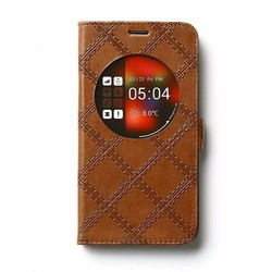Bao da Zenus Zview Vintage Quilt Diary cho Galaxy Note 3