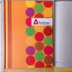 Sổ tay bìa cứng 26x19cm, 144 trang, loại giấy 80gr, độ trắng 90-92