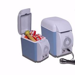 Tủ lạnh mini di động 7.5L dành cho ô tô xe hơi