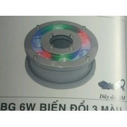 Đèn pha LED chuyên sử dụng đặt dưới nước và trên bờ vỏ inox