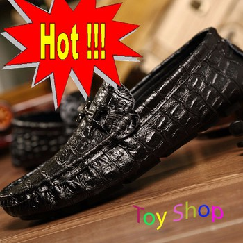 giày lười nam da thật SP-147 HOT 2017