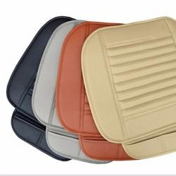 Tấm lót ghế ô tô bằng da 5 lớp cao cấp - thoáng khí, nhiều màu