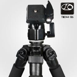 Chân máy ảnh Tripod TM244-B6 chuyên nghiệp có đầu bi