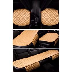 Bộ lót ghế da cho xe hơi mẫu  03