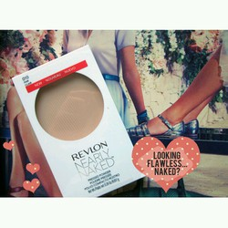 Phấn phủ Revlon Nearly Naked Pressed Powder
