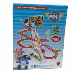 Bộ đồ chơi trẻ em ROBOCAR POLI
