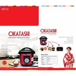 Nồi áp suất OKATASHI nhật bản