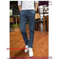 Quần kaki nam Hàn Quốc phong cách sành điệu QKAN99
