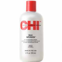 TINH DẦU DƯỠNG TÓC MỀM MƯỢT CHI INFUSION OIL 355ML