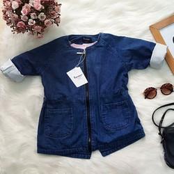 Áo khoác Jean xuất Hàn Twinkids+