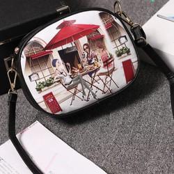 Túi xách in hình dễ thương - Quảng Châu