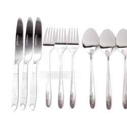 Bộ 12 món dao, nĩa, thìa