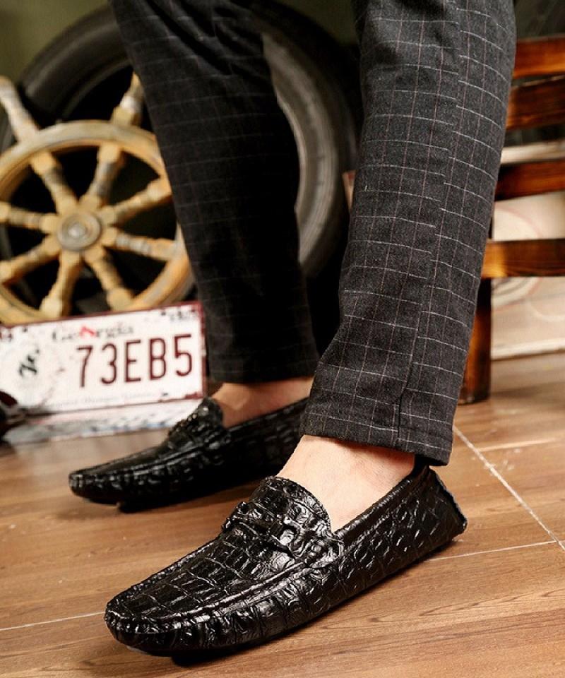 giày lười nam da thật SP-147 HOT 2017 14