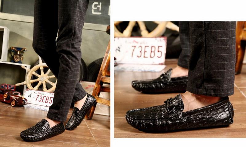 giày lười nam da thật SP-147 HOT 2017 12
