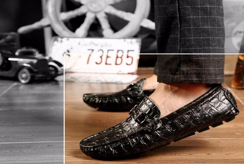 giày lười nam da thật SP-147 HOT 2017 13