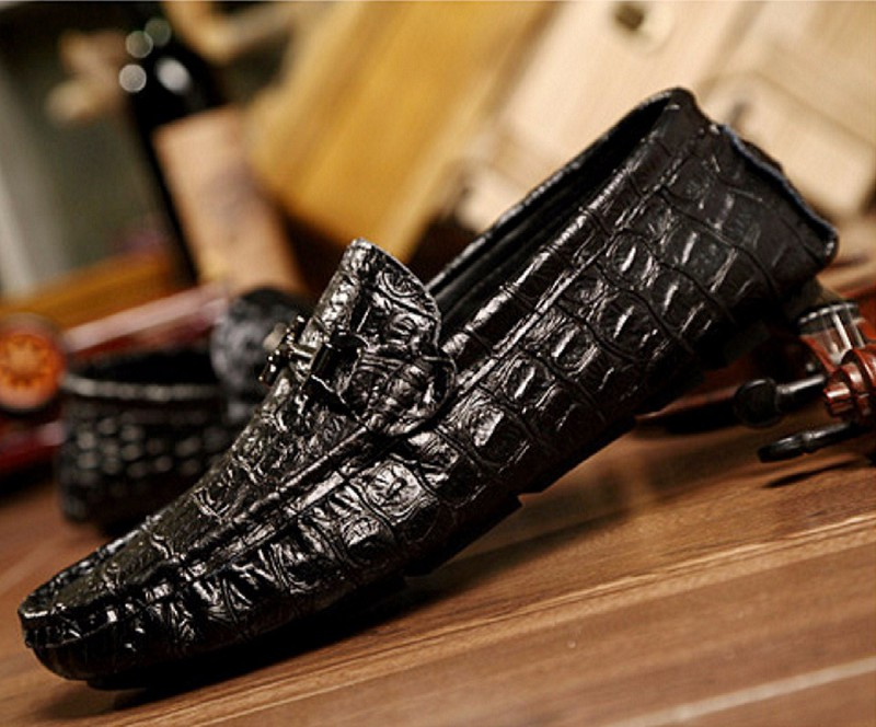 giày lười nam da thật SP-147 HOT 2017 5