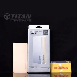 Pin dự phòng TITAN - P1 5000 mAh