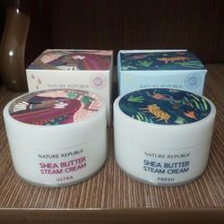 Kem Dưỡng ẩm Shea Butter Steam Cream