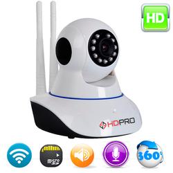 Camera ip wifi không dây quan sát thông minh HDP-2000IP