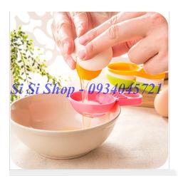 Dụng cụ tách trứng không cần giữ