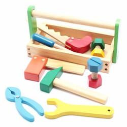 Bộ đồ chơi trẻ em dụng cụ sửa chữa gia đình Alengkeng MT40