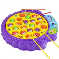 Bộ đồ chơi câu cá giúp bé rèn luyện tính kiên trì