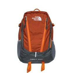 Balo du lịch The North Face Single Shot Backpack Orange